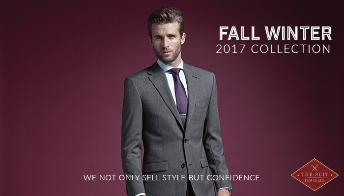Fall/Winter Collection is here! Stop into the Shop to see the latest fashion for gentlemen. #suits #fashion #men #groom #business #yqg<br>http://pic.twitter.com/Bkk3Vjj5G5