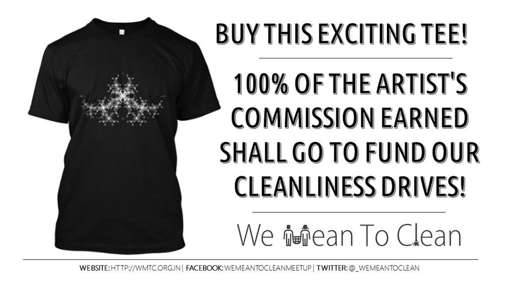 HELP US WITH OUR #SHRAMDAAN, CLEANLINESS DRIVES FOR #CLEANDELHI #SWACHHBHARAT &gt;&gt; BUY HERE&gt;&gt;  http:// bit.ly/2cD0PyU  &nbsp;  <br>http://pic.twitter.com/xcFUqX2Udo