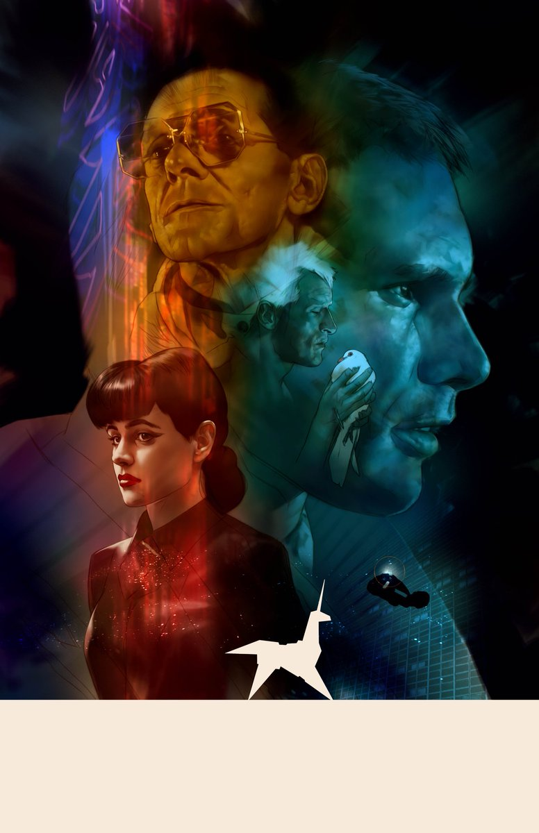 Blade Runner alternative poster, wanted to mirror the 2049 version #BladeRunner #BladeRunner2049<br>http://pic.twitter.com/HSGhIBCZW7