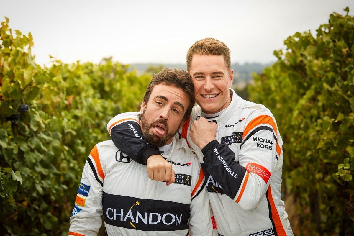So Fernando..., you are staying then?? #Team #2018  <br>http://pic.twitter.com/GR2ipwLkXL