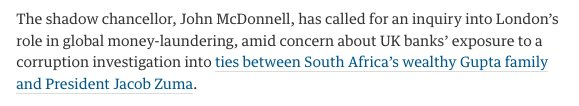 John McDonnell means HSBC. https://t.co/ggZuayBcMo