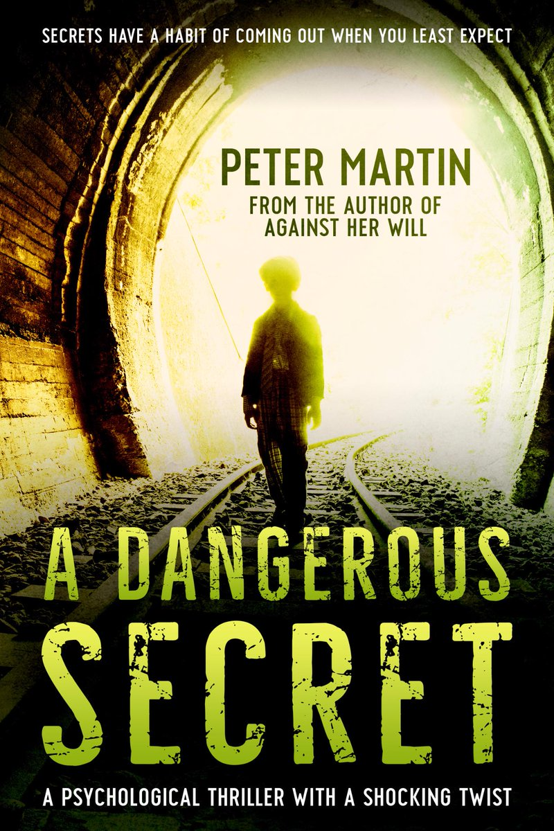 #THRILLER A DANGEROUS SECRET P MARTIN  http://tinyurl.com:80/y8gh97j3?1477807391=279214187 tinyurl.com/y8gh97j3?14778  &nbsp; …   HE NEEDS TO FIND OUT WHY HE WAS GIVEN TO SOMEONE ELSE<br>http://pic.twitter.com/zYDwBYtqgp
