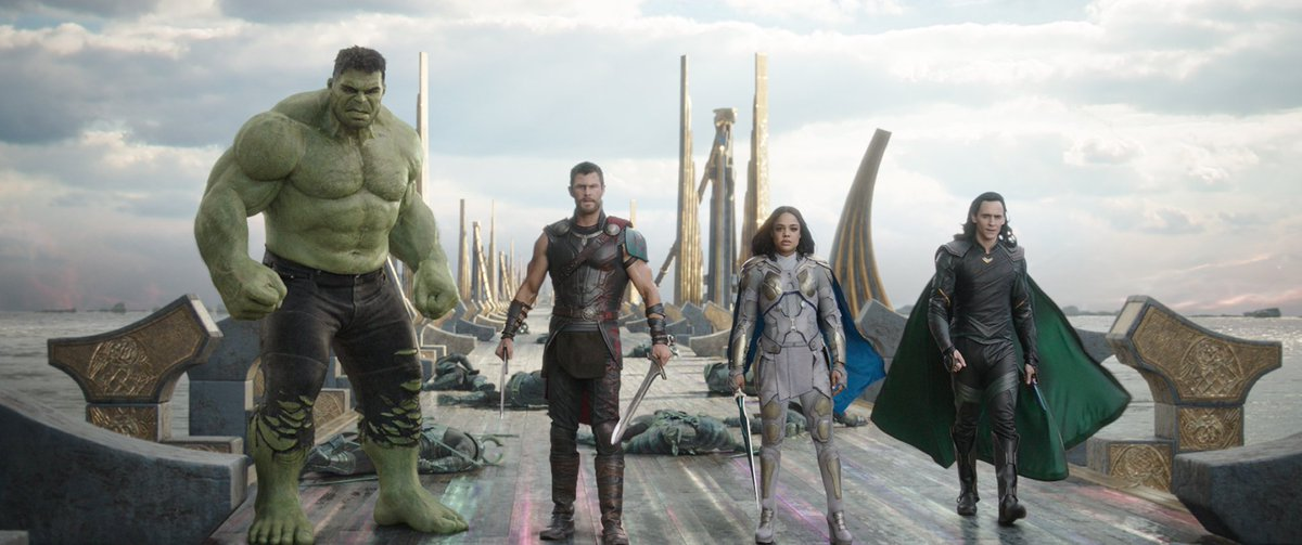 The first reviews for #ThorRagnarok  are in! So far it&#39;s #Fresh at 100% on the #Tomatometer, with 17 reviews:  https://www. rottentomatoes.com/m/thor_ragnaro k_2017?cmp=TWRT_Movie_Thor_1019 &nbsp; … <br>http://pic.twitter.com/g5zMD17HGu