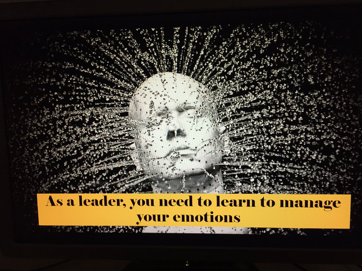 This! @RebeccaLearning exploring the emotional aspect of leadership  #WomenEd <br>http://pic.twitter.com/yP9gSCE3DV