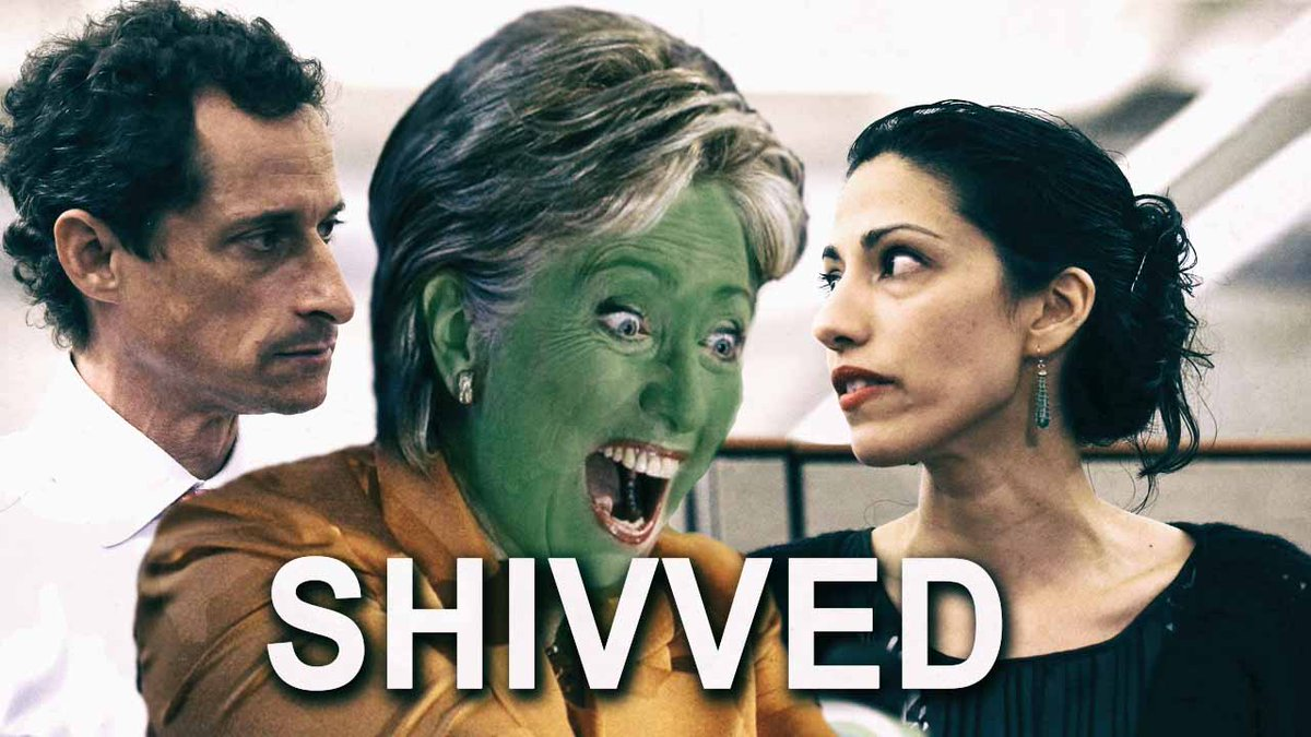 "#Hillary:  ""I was shivved by #Comey"" It was b/c 2,800 docs #Huma illegally put on #Weiner's comp may send her 2 jail  https://www. youtube.com/watch?v=OmYU7e 6f6Ts &nbsp; … <br>http://pic.twitter.com/wBIwJFZ4Kr"