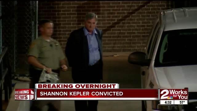 Prosecutor grateful for Shannon Kepler's conviction https://t.co/obYcSxuy9Q