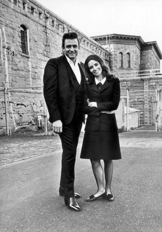 Johnny Cash and June Carter Cash #folsom #1968 #classic #legends #calfornia<br>http://pic.twitter.com/TbSRYn2qda