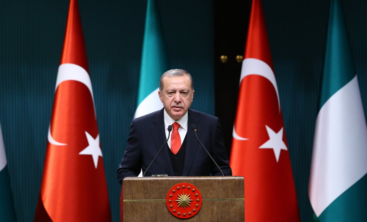 #Erdoğan: No difference between #BokoHar...