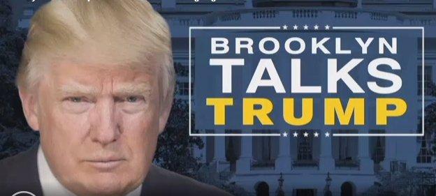 BROOKLYN TALKS TRUMP: Economic growth https://t.co/NVmzf7GwEj