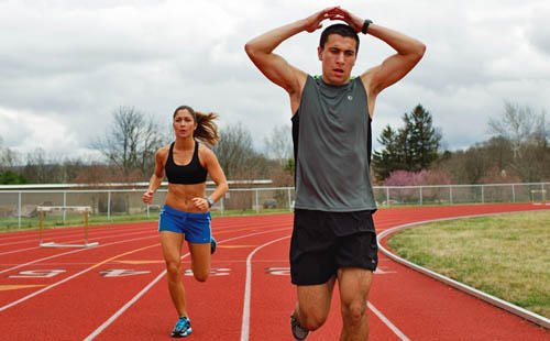 Hey marathoners! You should still be doing speed work, too. Here's why: https://t.co/a8uPThA9O8