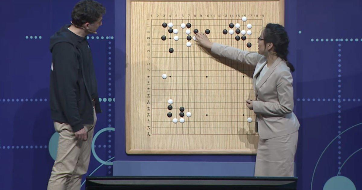 Google&#39;s AlphaGo AI no longer requires human input to master Go  http:// dlvr.it/PwWRwB  &nbsp;   #ai #alphago #artificialintelligence #deepmind <br>http://pic.twitter.com/SiMB2c6RNy