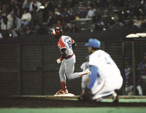 #ここだけ29年前の川崎球場 過去と現在をタイムリープすると、時の流れに愕然とし...
