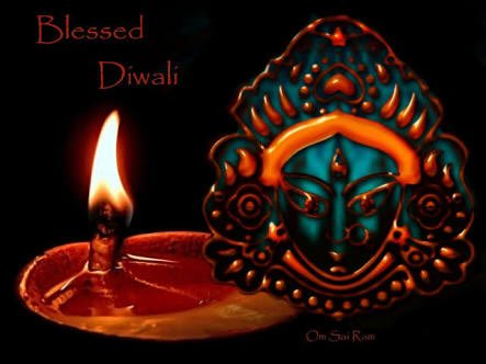 Happy Diwali and Kali Pujo to everyone. May Festival of Lights bring happiness for all of us. https://t.co/ezUZK30shS