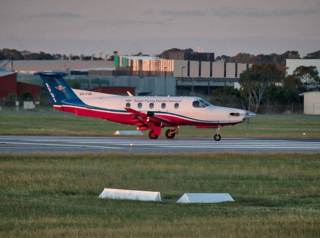 FVB on the way  #rfds @royalflyingdoc @adelaideairport #doctor #emergencymedicine #retrieval #medical #avgeek #planespotter #pilatus #pc12 …<br>http://pic.twitter.com/aGZJ0PbDkI