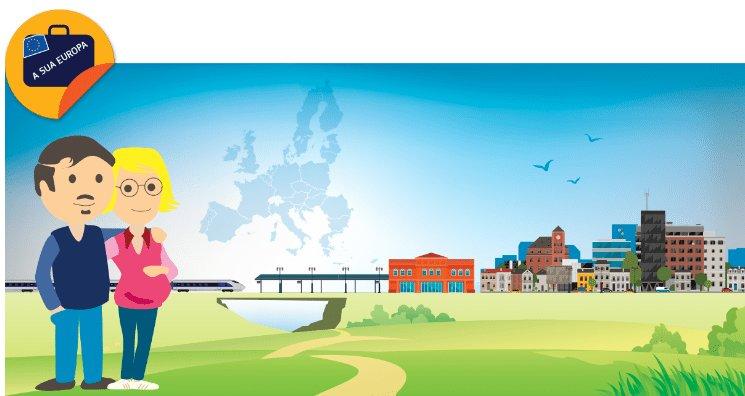 Teste os seus conhecimentos sobre os direitos dos cidadãos europeus e habilite-se a ganhar dois passes Interrail» https://t.co/yrqgklHCsQ 🇪🇺
