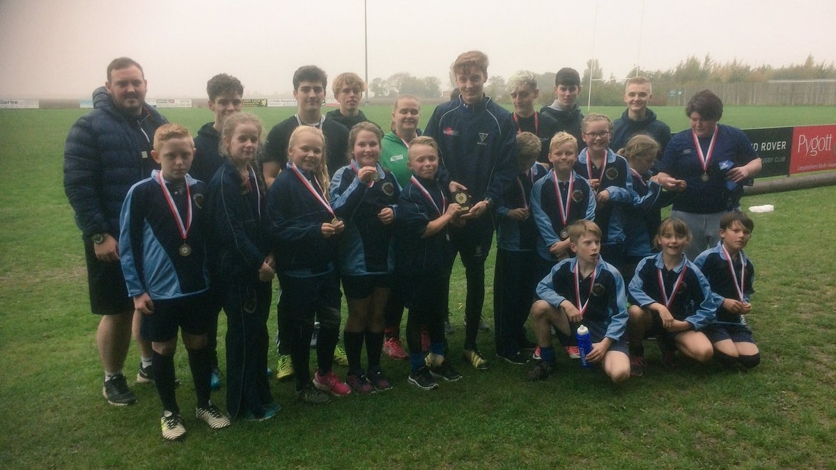 Boston School Sport On Twitter In What Was A Great Final Sutterton Were Our Winners Of This Years Tag Rugby At Club Well Done To All