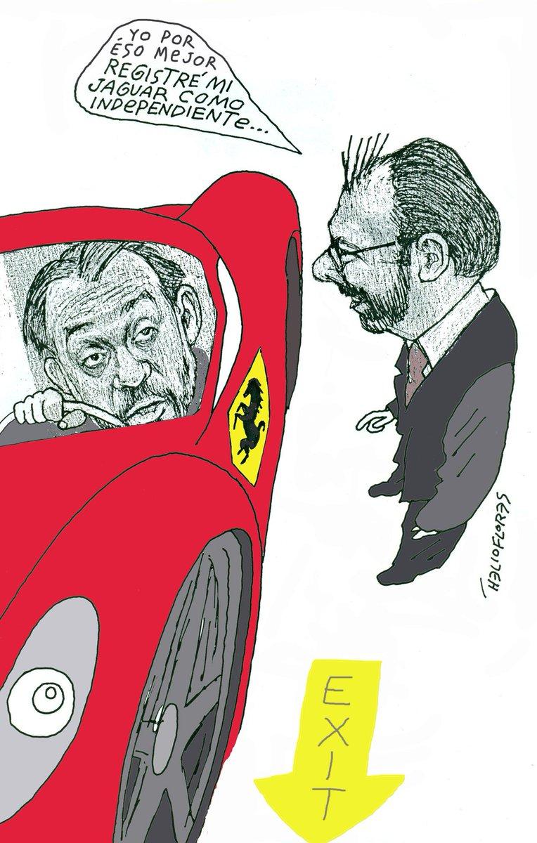TENENCIAS Cervantes tiene su Ferrari y V...