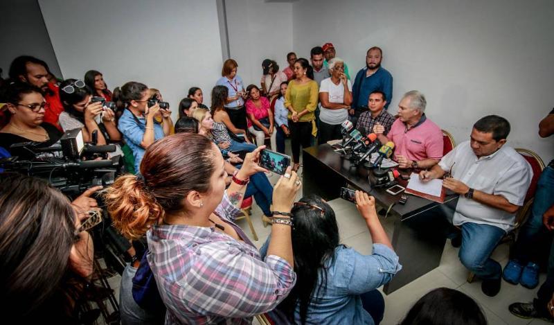 Mata Figueroa: Seguimos trabajando por Nueva Esparta https://t.co/sc4v...