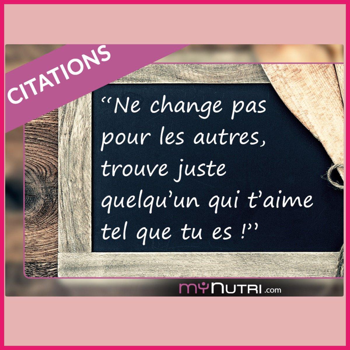 My Nutri On Twitter Une Belle Citation Pour Finir L Après