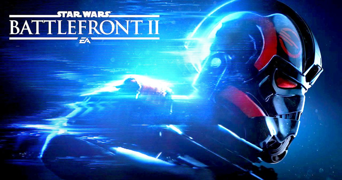 #ThursdayThoughts #EEUU  This is SW Battlefront 2  https:// youtu.be/SNGWh_-R1VE  &nbsp;   SW Battlefront 2 Single Player Trailer  https:// youtu.be/FNUTWw17rkM  &nbsp;  <br>http://pic.twitter.com/6g8R9p7h4e