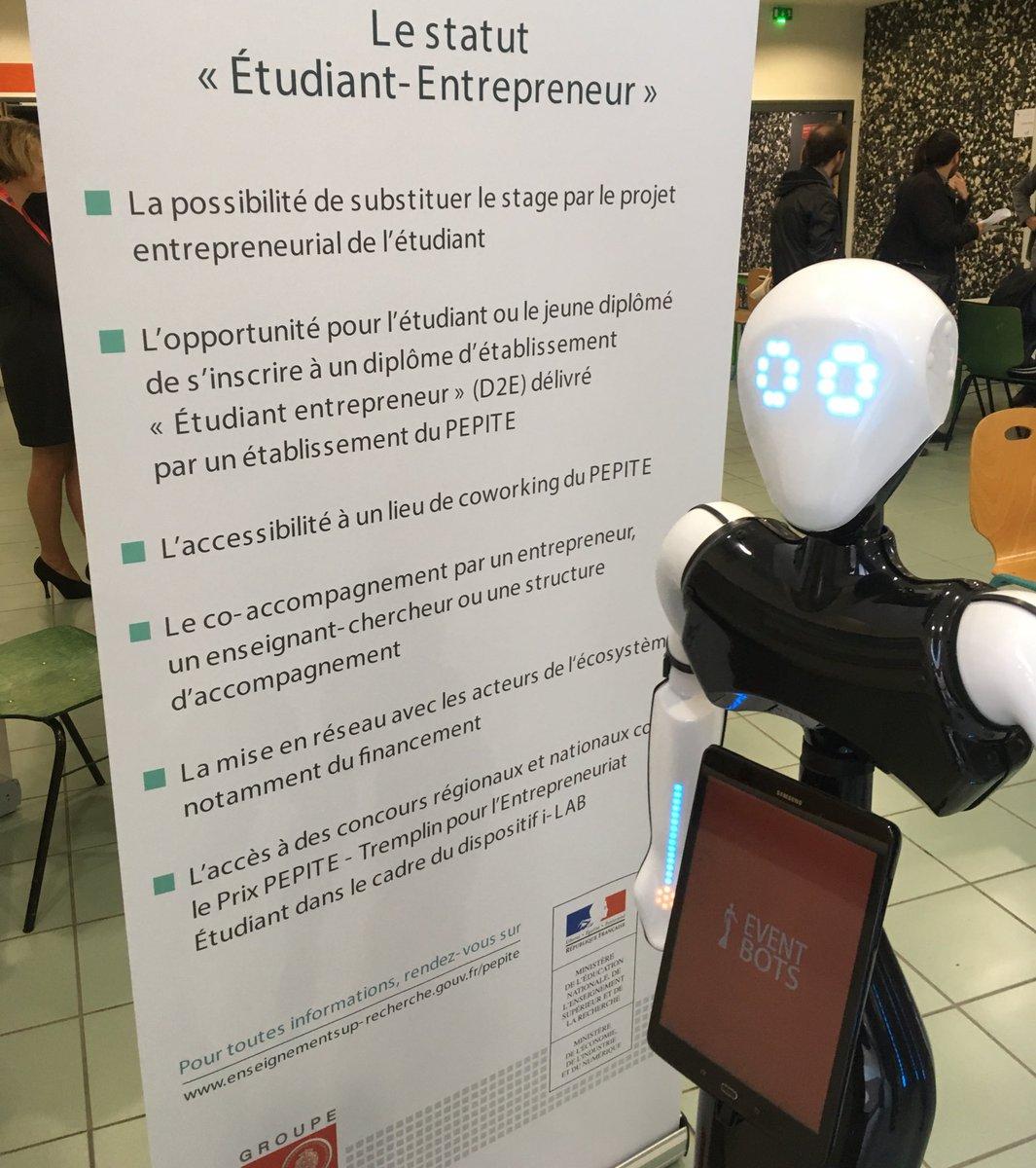 Event Bots On Twitter Maava Presente A L Universite De Le