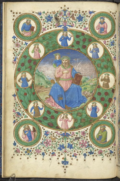 I forgot how wonderful the #Treasures at the @britishlibrary are! It truly is a Mecca for anyone interested in illuminated manuscripts.<br>http://pic.twitter.com/Ayk8NEzmak