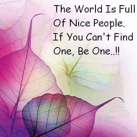 The world needs more nice people. #BeKind  #Mariesmagicmanis #Doingmybest <br>http://pic.twitter.com/Ohyz2UtAdj