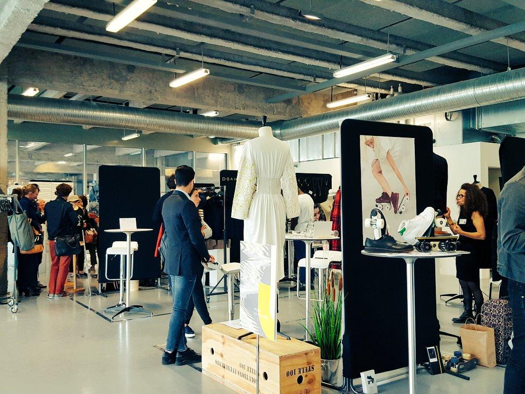 Aujourd'hui la Cité de la mode et du design accueille la Fashion Tech Expo. Bientôt notre retour en images sur Makery #FTWeek #FTExpopic.twitter.com/ji1h9lNllA