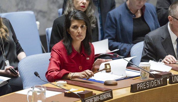 Estados Unidos pressionam ONU para que órgão tome medidas contra Irã https://t.co/Iv7Bu208QM