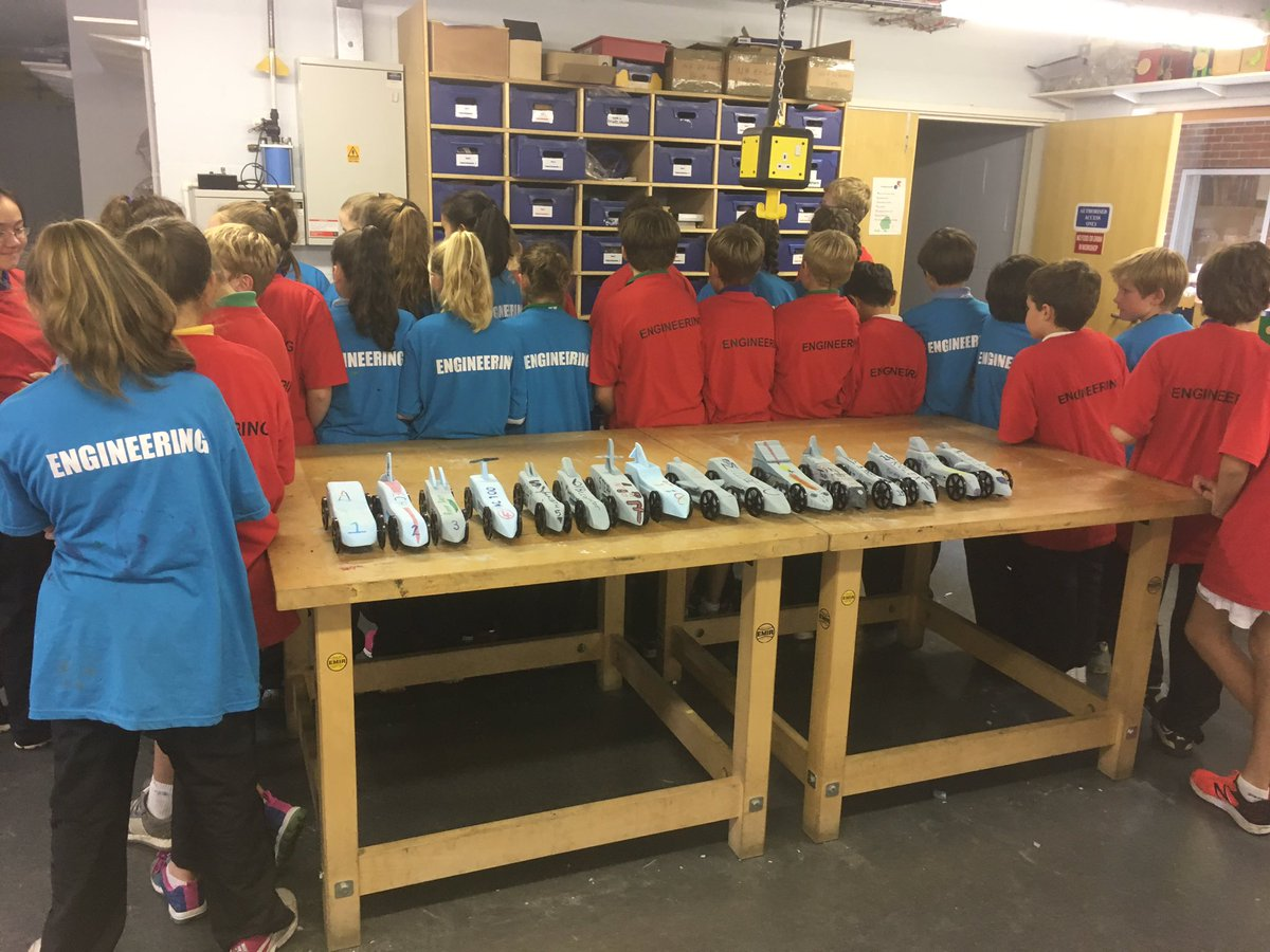 What a great #stem activity today with @BLOODHOUND_SSC @St_Faiths many #future and #current #engineers #inspired #welldoneall  @Harrygsi<br>http://pic.twitter.com/Q8lFc2wj8f