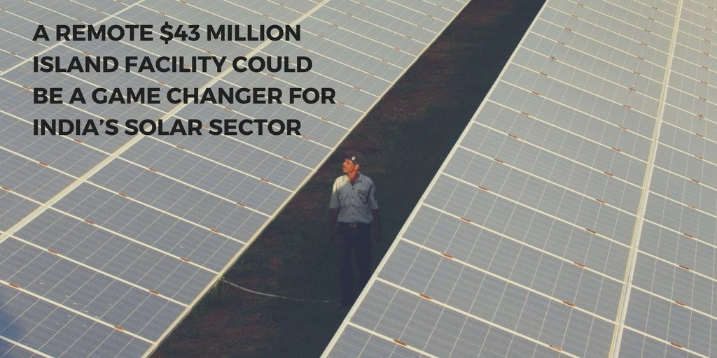 India&#39;s first ever utility-scale #solar plant could be the start of a very green future for the country  http:// ow.ly/mvY830fYZ3Q  &nbsp;   #renewables<br>http://pic.twitter.com/a6sXF4eIoT
