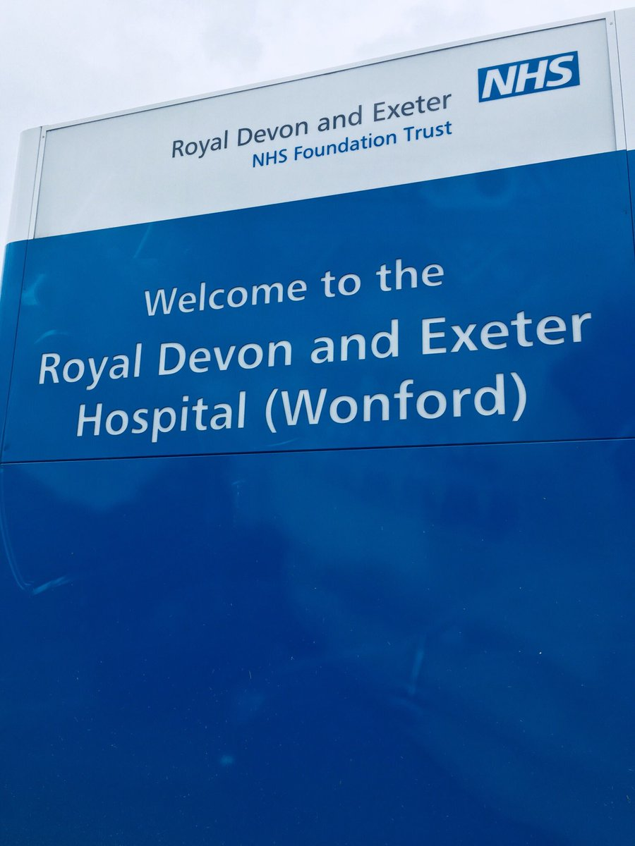 Out on the road again today. We were at a #NICU in Salisbury demoing video messaging this morning. This afternoon...Exeter. #vCreateOnTour <br>http://pic.twitter.com/JrTEFiBdk7