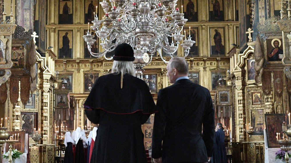 'President Putin is our leader, given to us by God. '  Putin and the 'triumph of Christianity' in Russihttps://t.co/orkDFckHA2a