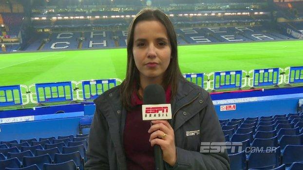 Com Willian, Gerson e Alisson, Natalie Gedra traz as informações do empate entre Chelsea e Roma https://t.co/EjcBUORulk