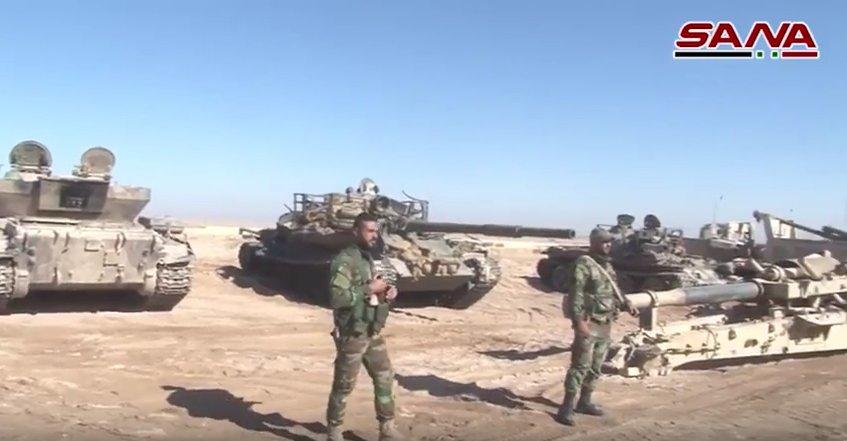 Syrian War: News #16 - Page 2 DMgfEVaVQAARLjq