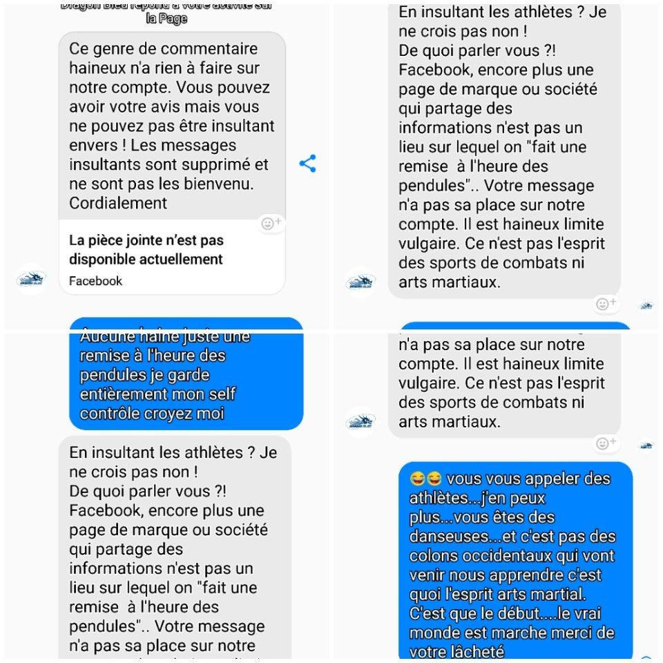 Satarry On Twitter La Peur Des Karatekas Français Devant