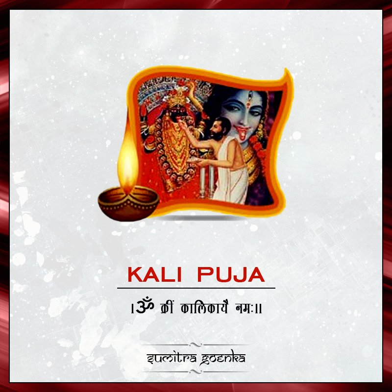 May Maa bless you With happiness all the year through! Wishing you a happy #Kali puja <br>http://pic.twitter.com/X66YJy9z3y