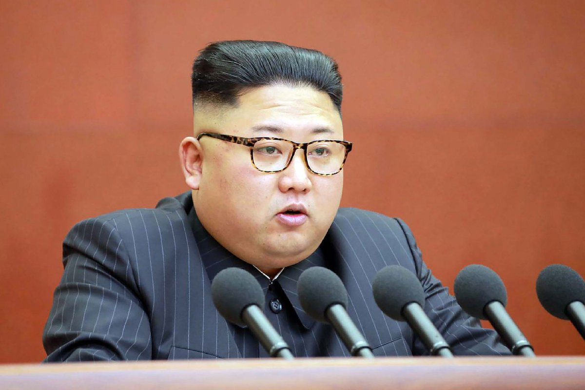 """The first question that must be asked about negotiating with North Korea is, """"To what end?""""  https://t.co/bV29bPbsyO"""