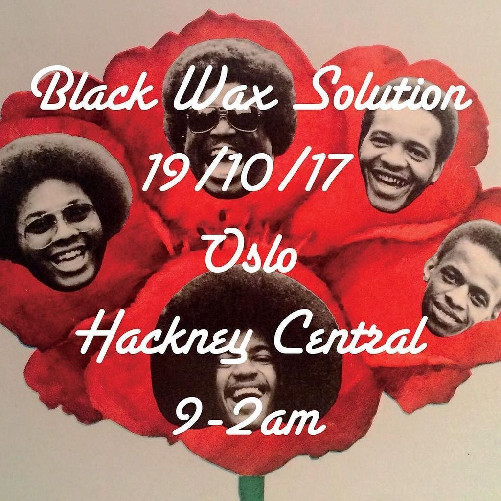 Tonight @blackwaxsolution is pulling the favours for midweek ravers @oslohackney 9-2am #funk #soul #disco #house #…  http:// ift.tt/2zmRelF  &nbsp;  <br>http://pic.twitter.com/HAkqA7H2KR
