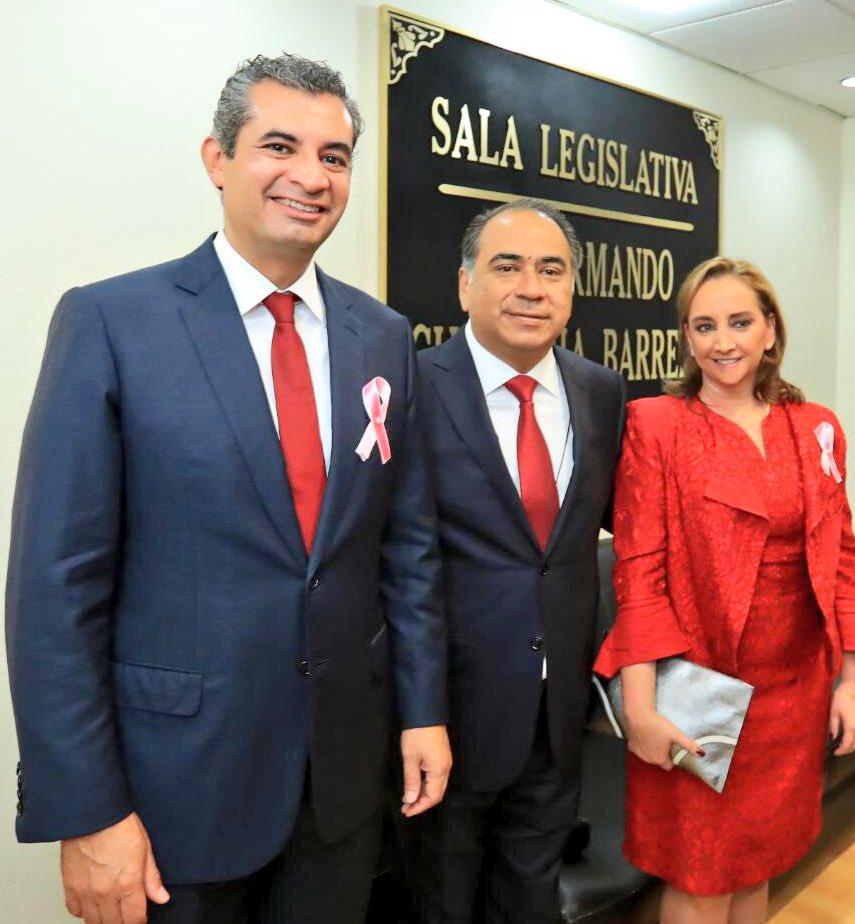 Le deseo mucho éxito al Gobernador @HectorAstudillo en su segundo Info...