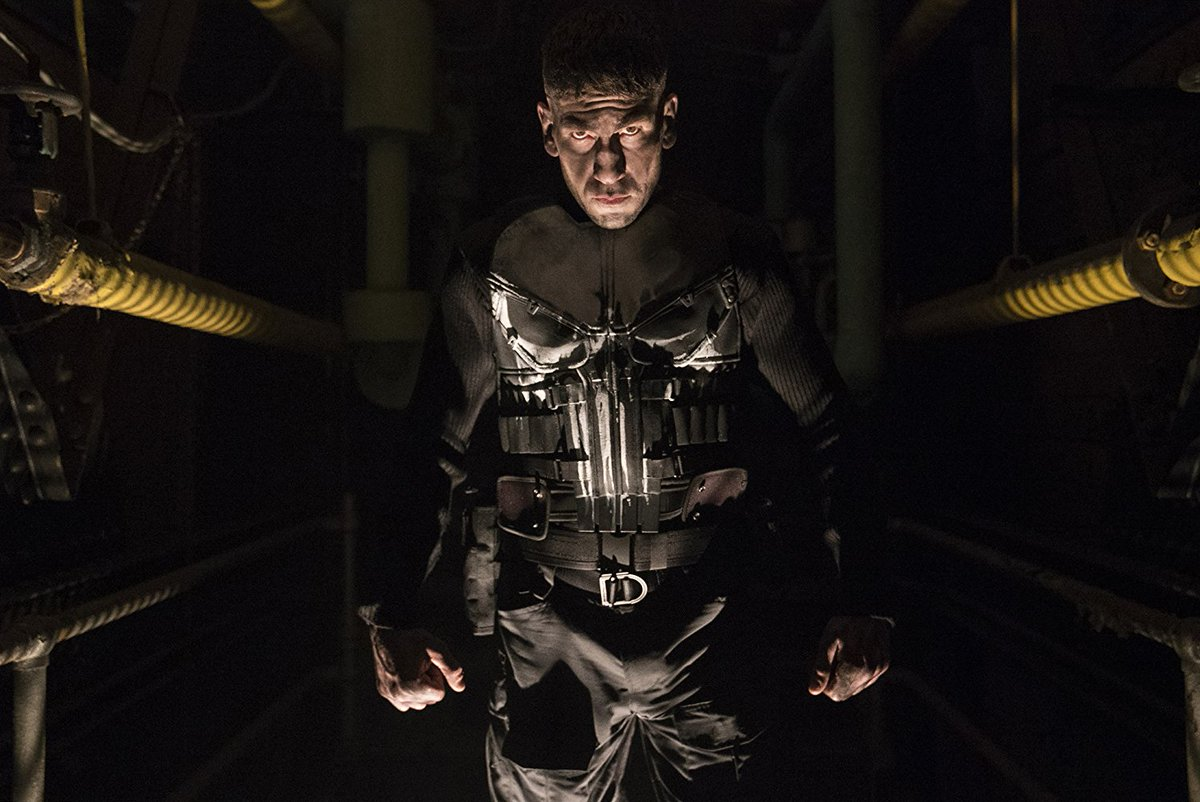 Release date for #ThePunisher revealed in this new trailer: https://t....