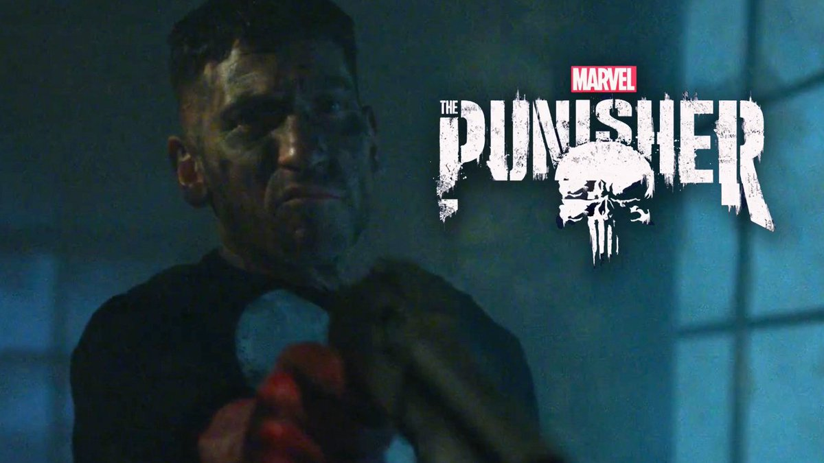 New Punisher trailer is here & releases November 17! #ThePunisher...
