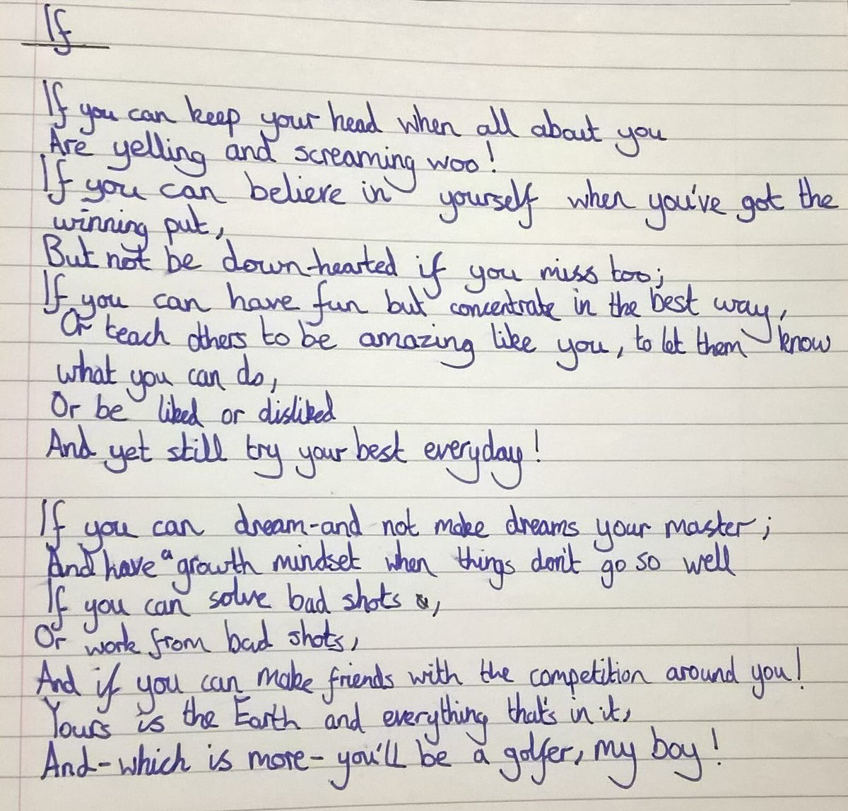 Rainhill St Anns On Twitter Year 6 Have Been Writing