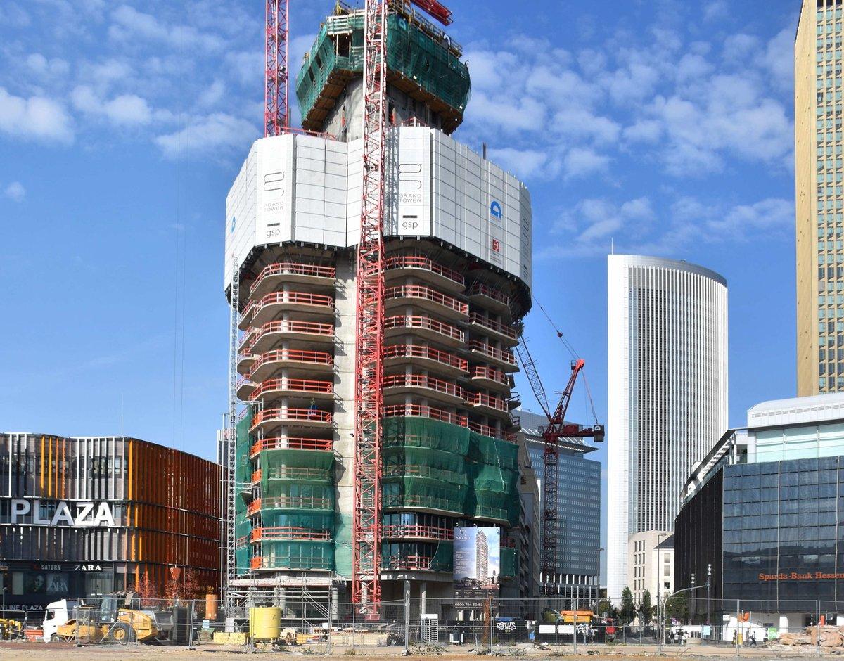 moellerfeuerstein on twitter grand tower frankfurt w chst und gedeiht. Black Bedroom Furniture Sets. Home Design Ideas
