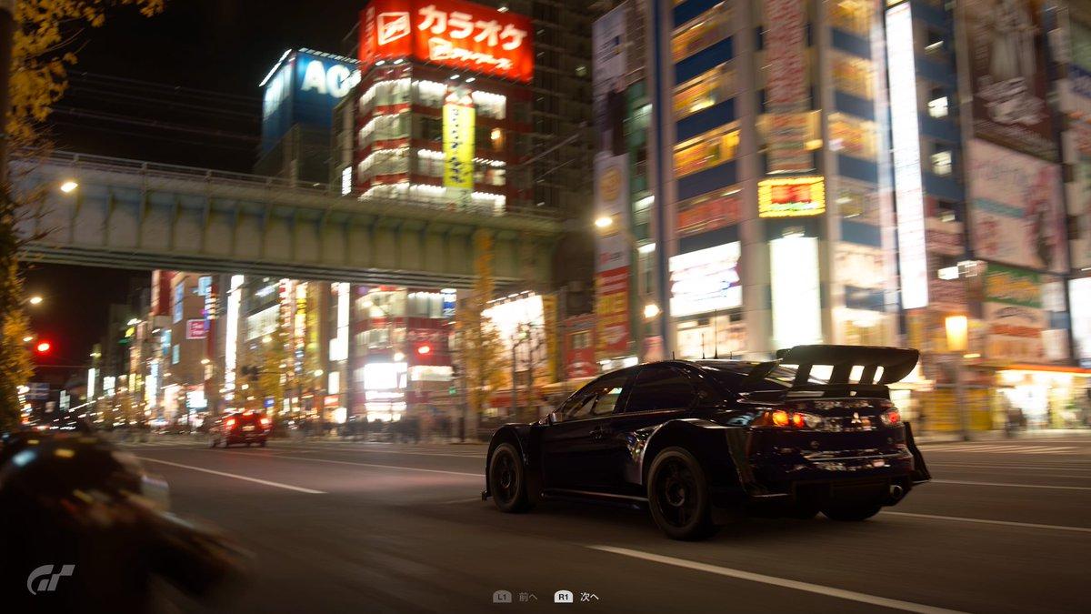 秋葉原! #PS4share