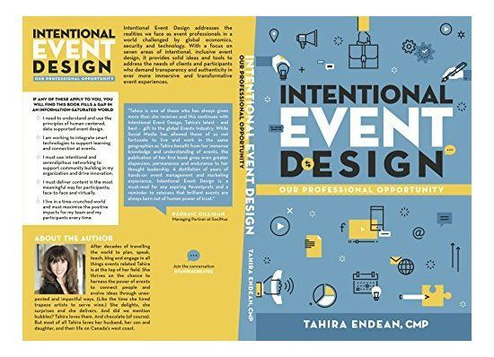 Get this great new book from #EventProf @TahiraCreates!  Intentional Event Design Our Professional Opportunity -  https:// buff.ly/2gdCu0R  &nbsp;  <br>http://pic.twitter.com/UwTLIBhhtt