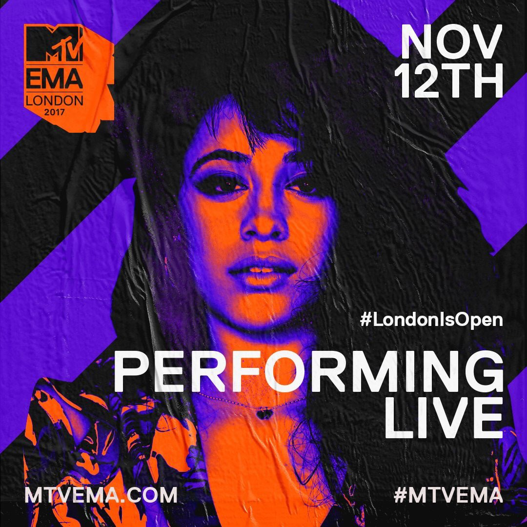 COUNTING DOWN THE DAYS.... #MTVEMA #LondonIsOpen 🌹🌹🌹