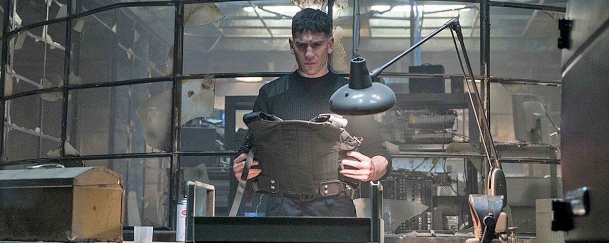 Marvel's #ThePunisher : @NetflixFR dévoile enfin la date de lancement...