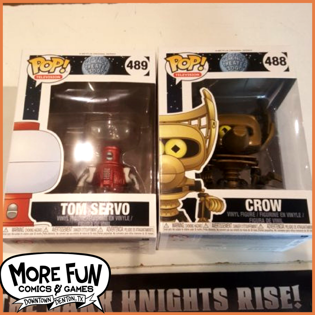 How are you liking the new Mystery Science Theatre? You want some Pops to go with that? #denton #mst3k<br>http://pic.twitter.com/P9hfwCa8L7