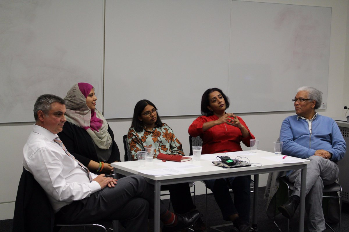 Excellent round table on the subject of race and racism last week at Oxford Brookes! #race #oxfordbrookes<br>http://pic.twitter.com/PF6yeaundL